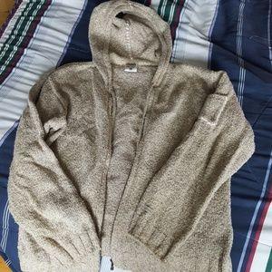 Columbia sweater jacket zip up